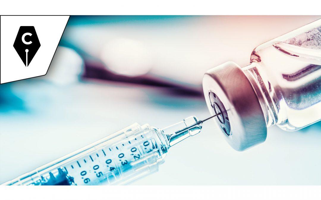 Blockchain technology, used in Bitcoin, aids U.K. vaccine program
